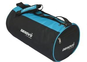 DeNovo Blue & Black Sports Kit Bag