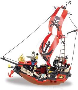 Sluban Large Pirate Ship