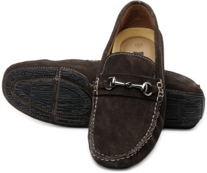 734b67a404836 Hats Off Accessories Loafers Brown Best Price in India | Hats Off ...