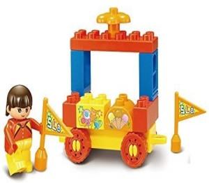Sluban Amusement Park Brick Toy