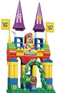 Sluban Amusement Park Building Block Set