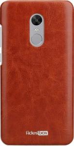 FidesBox Back Cover for Xiaomi Redmi Note 4 (Indian Version)