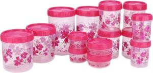 Polyset Twisty Foils S/14  - 1475 ml, 225 ml, 1050 ml, 295 ml, 175 ml, 540 ml Plastic Food Storage