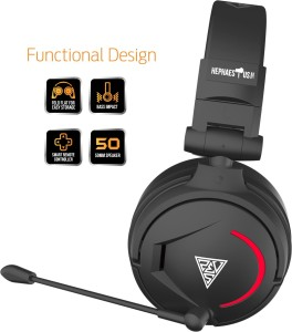 Gamdias Hephaestus V2 Stereo Vibration Wired Gaming Headset With Mic
