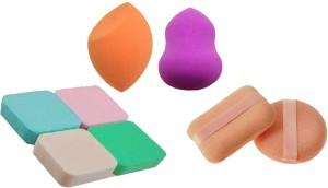 Luv-Li Beauty Blender Powder concealer Foundation Pack of 8 Pcs
