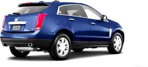 Jaibros Blue Cadillac Srx Remote Control Scale 1 14 Toy Car For Kids