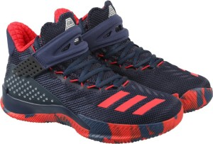 e9a32ef02678 Adidas BALL 365 Basketball Shoes Blue Best Price in India