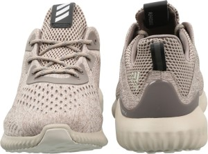 4908859daa106 Adidas ALPHABOUNCE EM M Running Shoes Brown Best Price in India ...