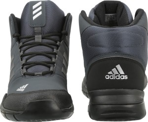 Adidas GLISSADE MID Outdoor Shoes Grey Best Price in Adidas India Adidas in e2171c