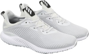 finest selection 30e49 a2889 Adidas ALPHABOUNCE 1 M Running ShoesWhite