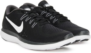 b439c74b23581 Nike FLEX 2017 RN Running Shoes Black Best Price in India