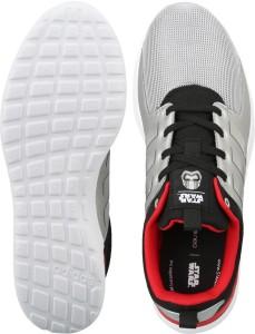201d2b8c0fa5c3 Adidas Neo CLOUDFOAM LITE RACER STAR WARS Sneakers Black Best Price ...