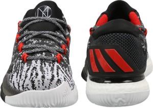 size 40 5a975 b5dc4 Adidas CRAZYLIGHT BOOST LOW 2016 PK Basketball ShoesGrey