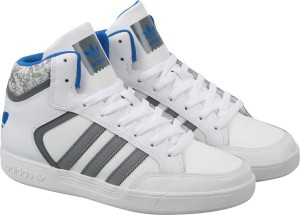 38f26cec4b5 Adidas Originals VARIAL MID Sneakers White Best Price in India ...