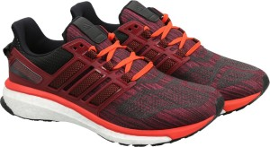6094563b02c Adidas ENERGY BOOST 3 M Running Shoes Red Best Price in India ...