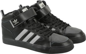 33e8a2ed7e5d Adidas Originals VARIAL II MID Sneakers Black Best Price in India ...