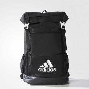 9c25c636f31e Adidas NGA 2 0 M NA BLACK BLACK WHITE Kit Bag Best Price in India ...