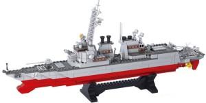 Sluban Destroyer Ship