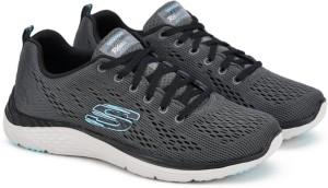 71cacc498453 Skechers Valeris Sneakers Grey Best Price in India