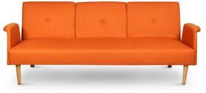 HomeTown Single Solid Wood Sofa Bed