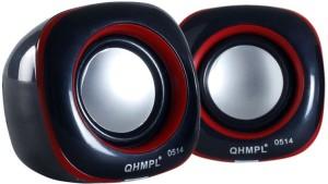 MEZIRE QHM602 BLACK D-35 Portable Mobile/Tablet Speaker