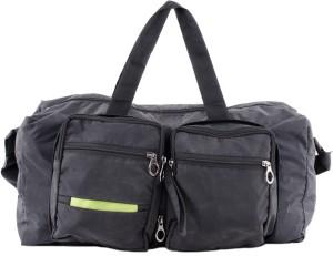 TT BAGS DUFFLE 5 Travel Duffel Bag Black Best Price in India  89a7999fe314c