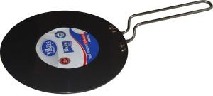 vikas concave(roti) tawa 250mm medium thickness 3.00mm Tawa 25 cm diameter