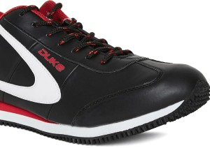 aac63c605ef Duke Running Shoes Black Red Best Price in India