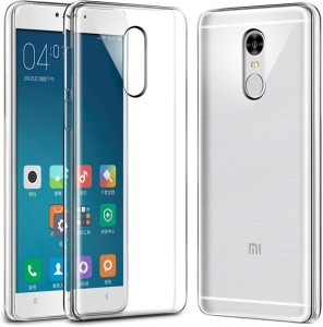 save off 2b1ff 67aa1 Noise Back Cover for Mi Redmi Note 4Transparent