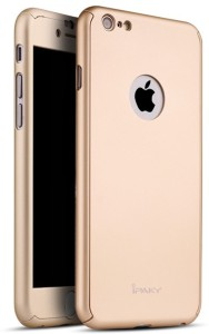 dd470be61a9f87 GadgetM Front Back Case for Apple iPhone 5S Golden Best Price in ...