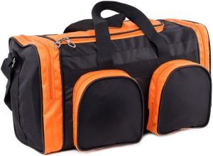 TT BAGS DUFFLE 3 Travel Duffel Bag Orange Best Price in India  6e8d46f35aca6