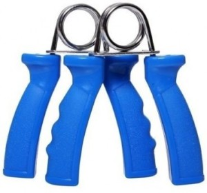 KONEX Professional Plastic Hand Grip For Gym and Home Exerciser. 1 Pair Hand Grip