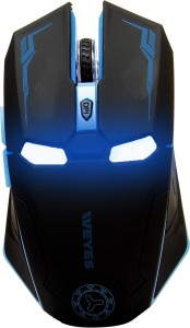 Modisch LT-035 Black Wireless Optical  Gaming Mouse