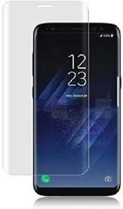 Shobicomz Tempered Glass Guard for Samsung Galaxy S8