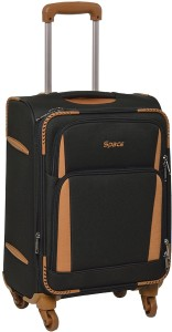 Space Neptune Deluxe Four Wheel Expandable  Check-in Luggage - 24 inch