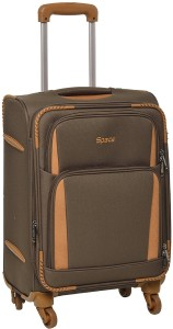 Space Neptune Deluxe Four Wheel Expandable  Cabin Luggage - 20 inch