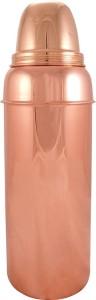 KaBi Handmade 100 Percent Pure Copper Thermos Water Bottle Volume 850 Ml 850 ml Bottle