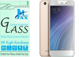 Jax Mart Tempered Glass Guard for Xiomi Redmi 4A