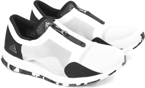 f7af02b4f28fe Adidas PUREBOOST X TR ZIP Training Shoes White Best Price in India ...