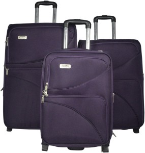 Take Off Stylish Expandable  Check-in Luggage - 28 inch