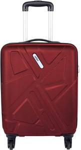Safari TRAFFIK ANTI-SCRATCH 55 Cabin Luggage - 21.65 inch