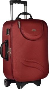 TREKKER TTB-TREAT20-RED Cabin Luggage - 20 inch