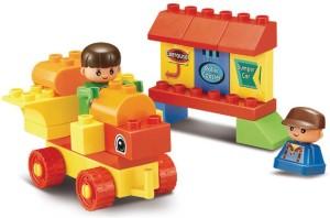 Sluban Amusement Park Building Block Toy