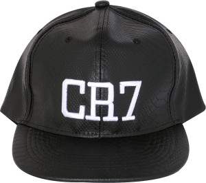 Merchanteshop Hip Hop CR 7 Leather Cap