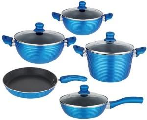 NIRLON Pots & Pans Cookware Set