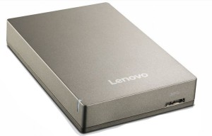 Lenovo F309 2 TB External Hard Disk Drive   Grey  Lenovo External Hard Disks