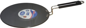vikas concave(roti) tawa 225mm small thickness 4.00mm Tawa 22.5 cm diameter