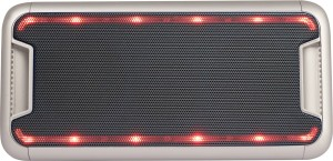 Yuvan SL – BS128 FM USB/ SD Player With Mic Portable Bluetooth Mobile/Tablet Speaker