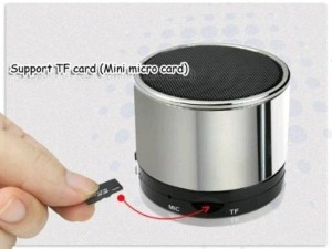 Koloredge S10 Portable Bluetooth Mobile/Tablet Speaker