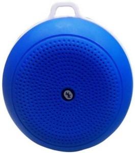 MEZIRE HS404 BLUE Q-6 Portable Bluetooth Mobile/Tablet Speaker